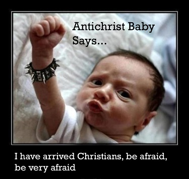 Is CHINA getting ready to bring fourth the ANTICHRIST?