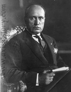 benito mussolini is not inherently evil essay Free coursework on doctrine of fascism from essayukcom is nationalism inherently evil the doctrine of fascism by benito mussolini is an influential document which has changed the course of the nineteenth and twentieth centuries.