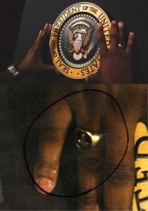 Barack Obama Ring