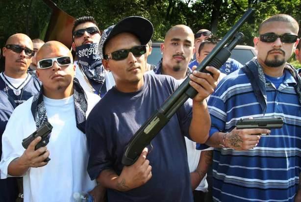 on gangs