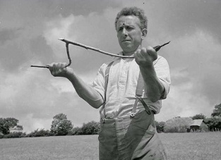 Water Dowsing and Witching-- Is it Satanic or Science?